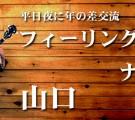 25歳~39歳限定♪♪平日夜に同世代交流☆フィーリングカップルコン-山口(1/27)